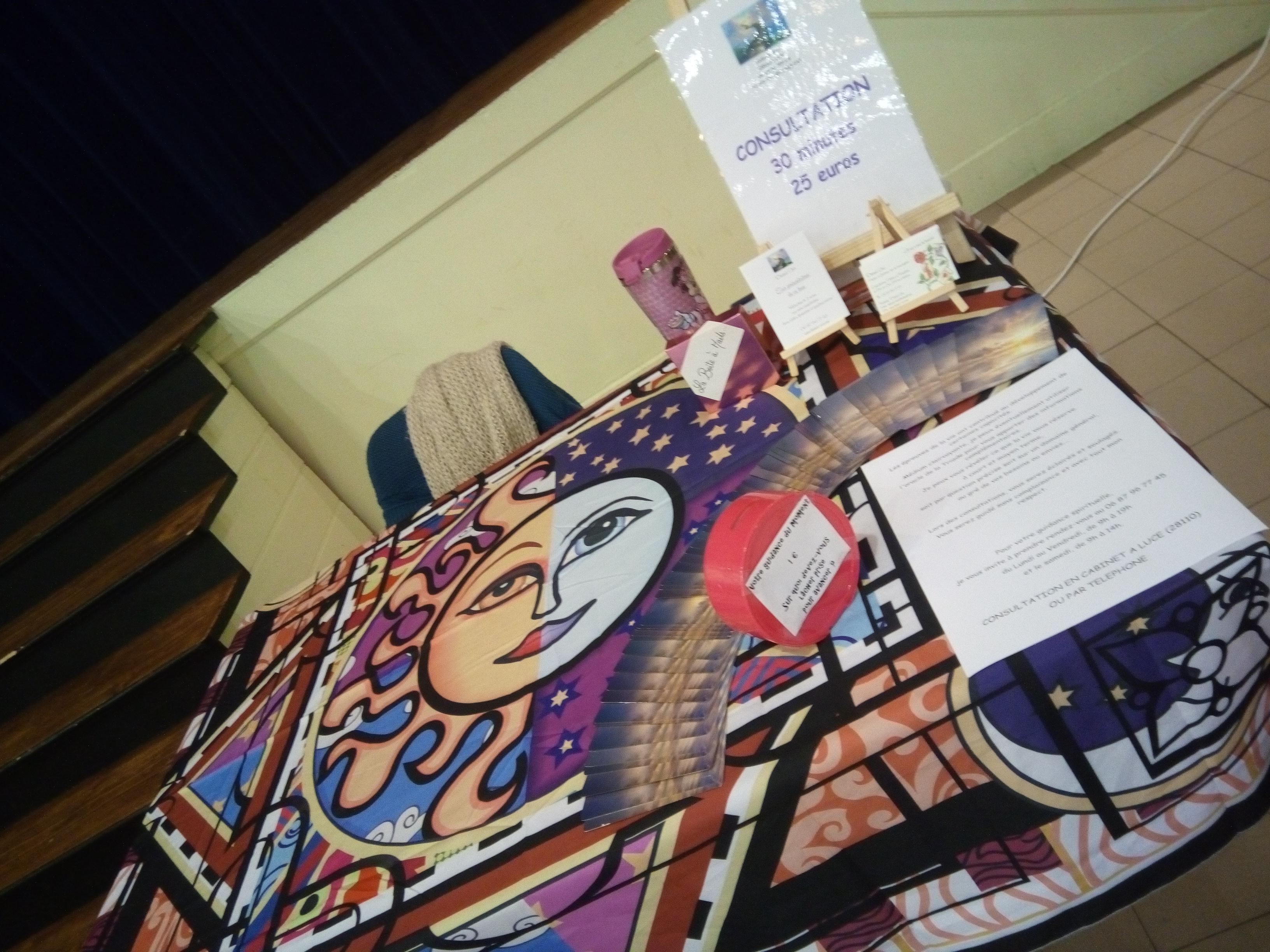 Salon du Bien-être et de la femme, St-Lubin-des-Joncherets (7 avril 2019)
