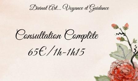 consultation 65€/1h
